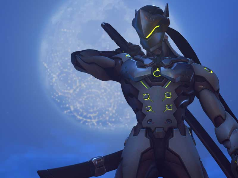WATCH: these legends made Genji's sword