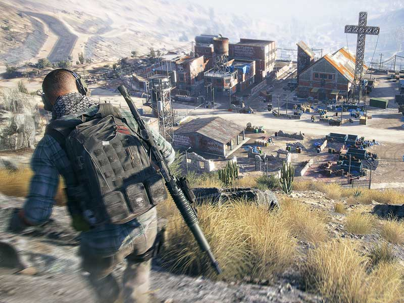 WATCH: behind the scenes on Ghost Recon Wildlands