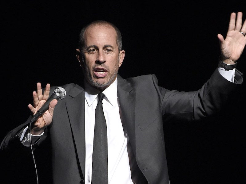 Jerry Seinfeld heading Down Under in 2017