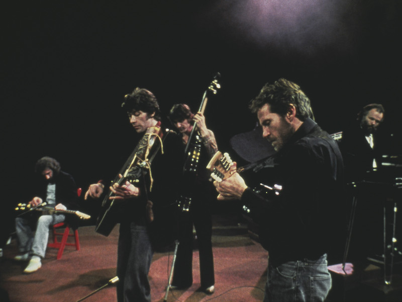 Take a Last Waltz with The Band