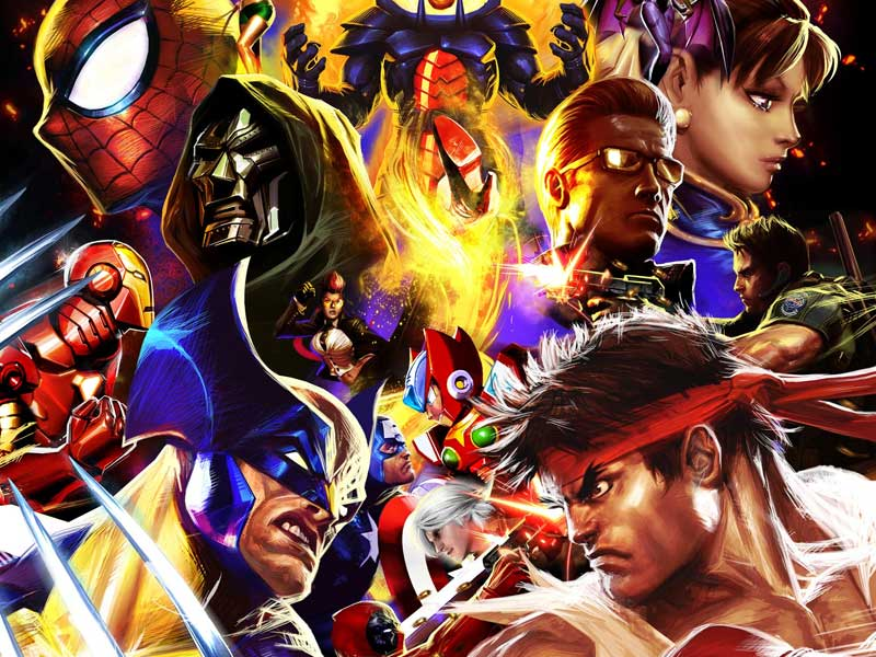 Marvel vs. Capcom 4 might actually be happening?