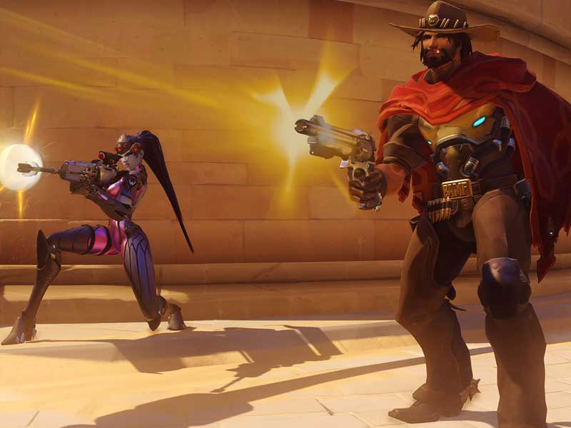 Don't forget – Overwatch is free-to-play this weekend