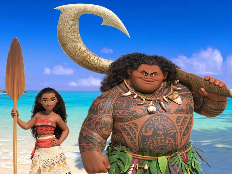 Moana – review