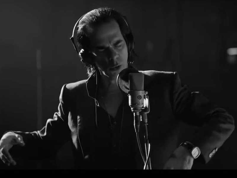 Nick Cave documentary back on the big screen
