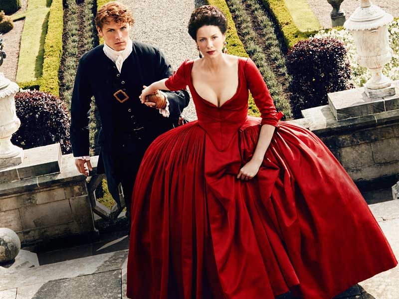Third season of Outlander underway