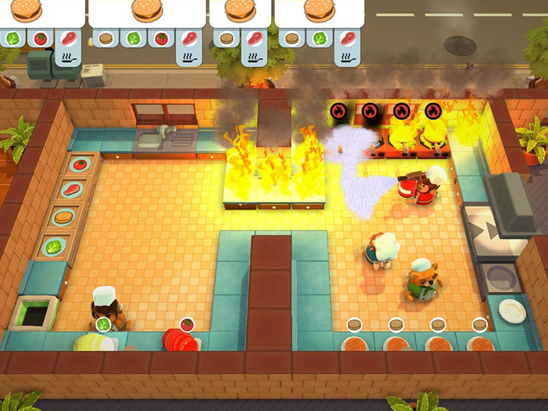 PREVIEW: Overcooked