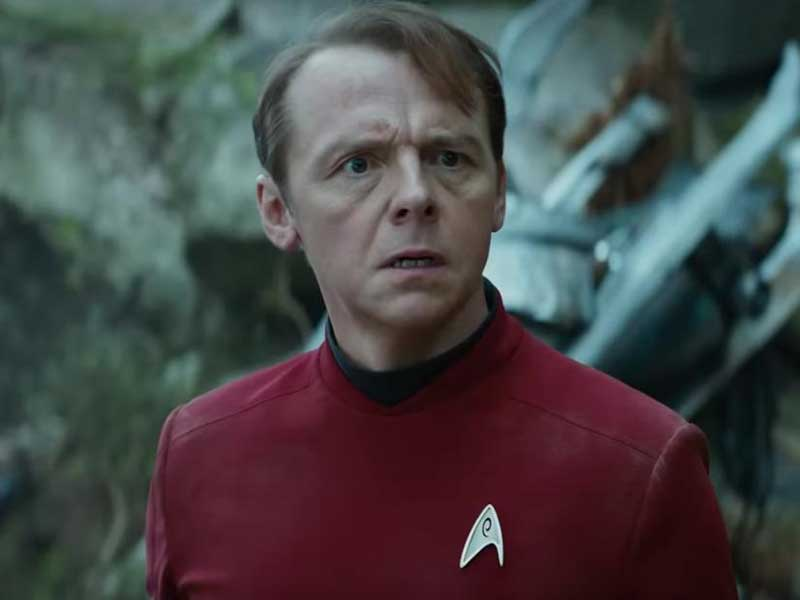 Star Trek Beyond: Simon Pegg Q&A