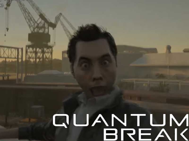 WATCH: this Quantum Break making-of video will have you in tears