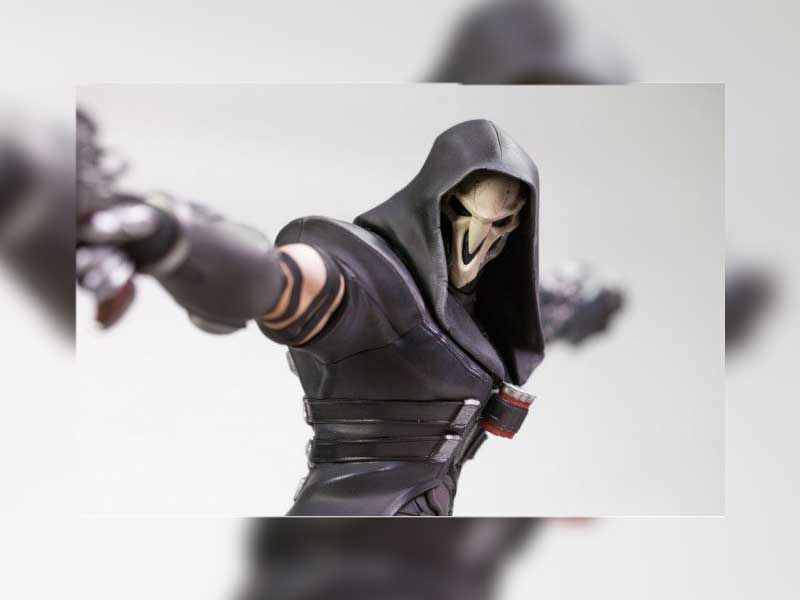 You'll want to add this Reaper statue to your Christmas lists