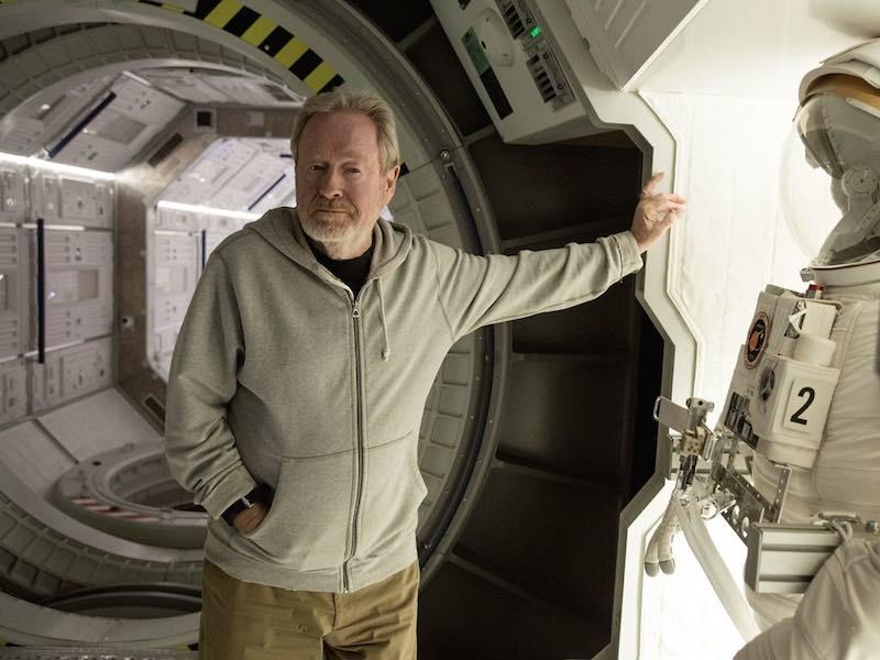 Lifetime achievement award for Ridley Scott