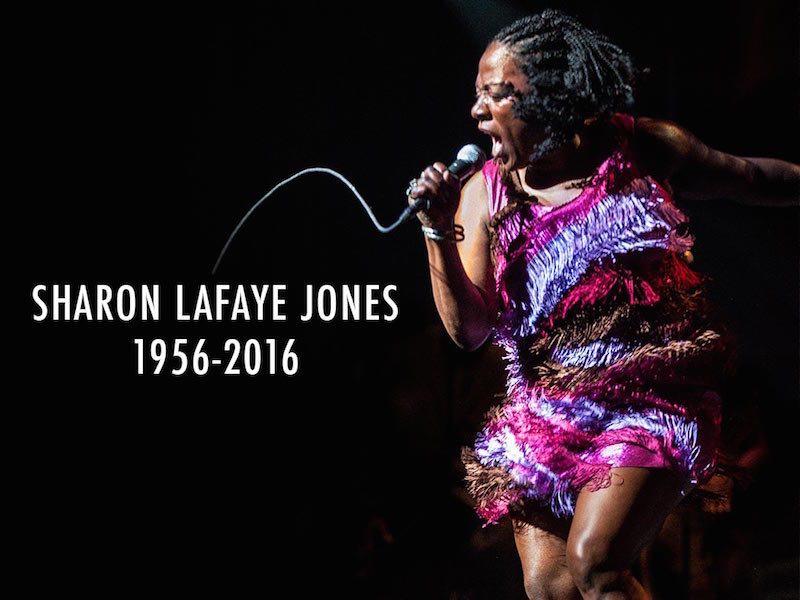 Sharon Jones RIP