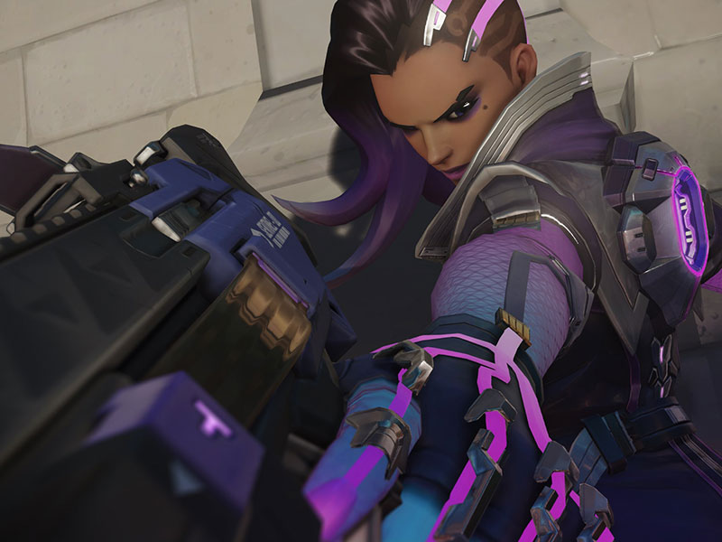 WATCH: Sombra is now live on Overwatch