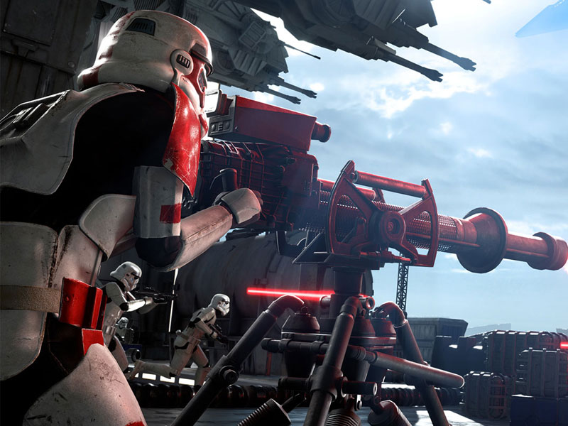 Star Wars Battlefront sequel coming Spring next year