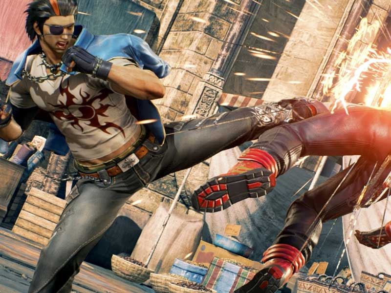 WATCH: here's Tekken 7's latest supported language