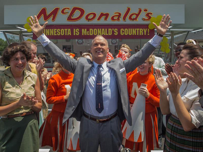 The Founder – review