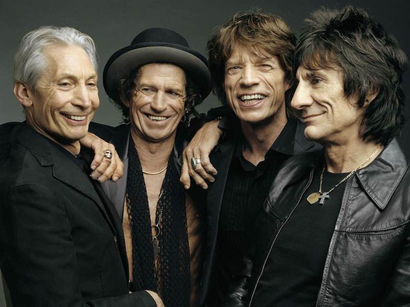First clip from new Rolling Stones album