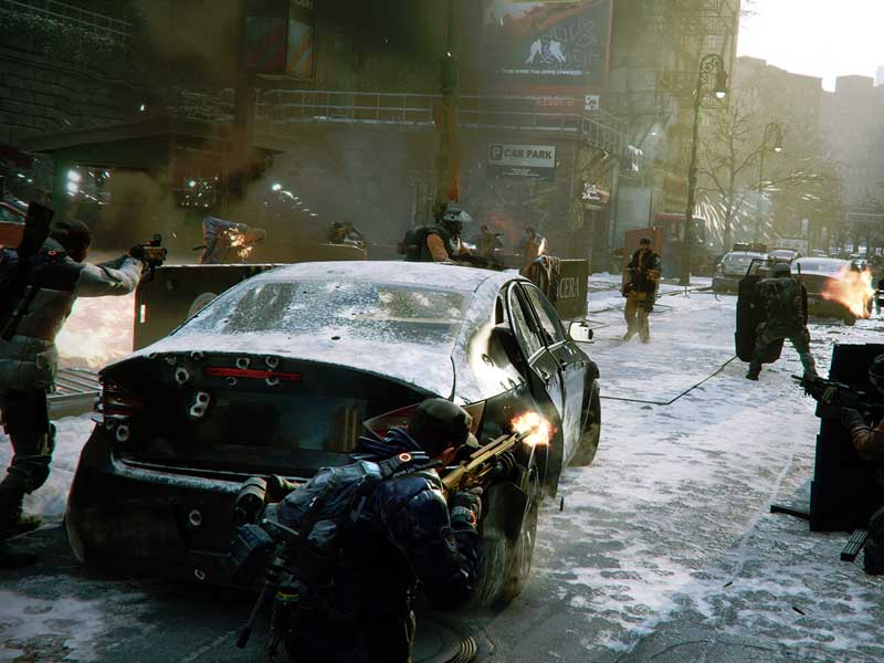 INTERVIEW: Martin Hultberg, Tom Clancy's The Division