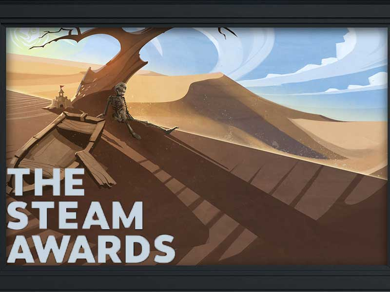 Valve announces the Steam Awards
