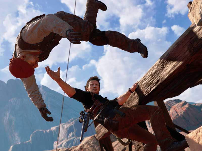 WATCH: Uncharted 4 Survival Mode on the way