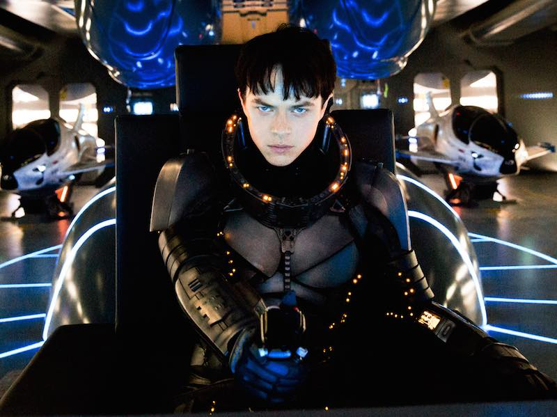 First look at Valerian