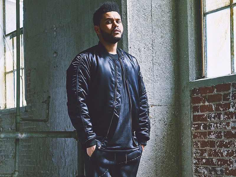 The Weeknd teams with H&M