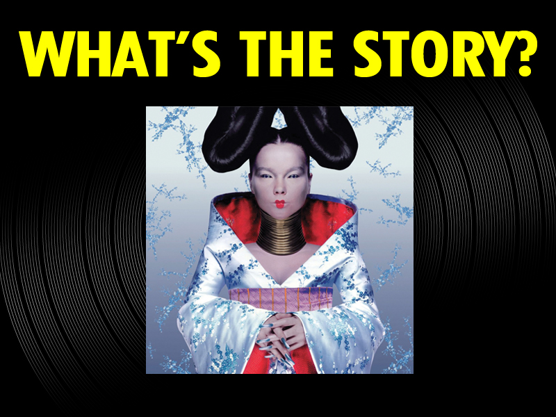 What's The Story?: Bjork, 'Homogenic' (1997)