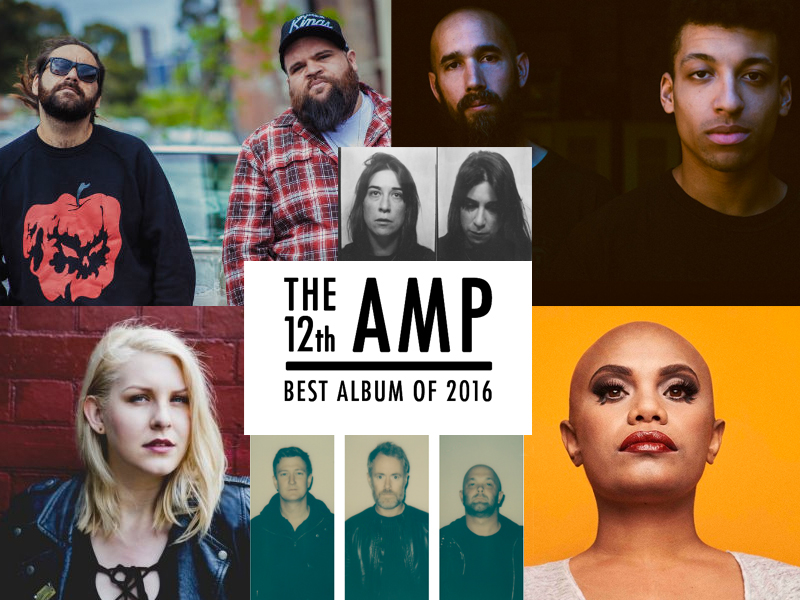 12th AMP longlist announced