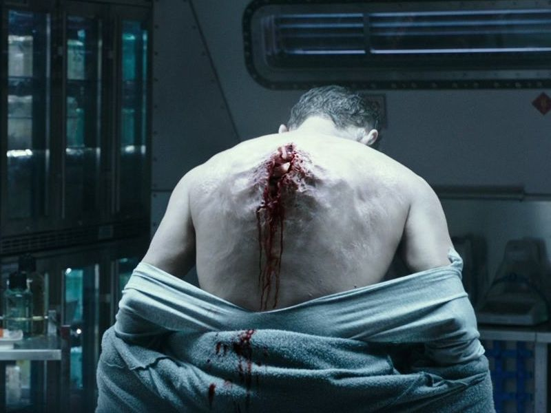 WATCH: The first official trailer for Alien: Covenant has landed