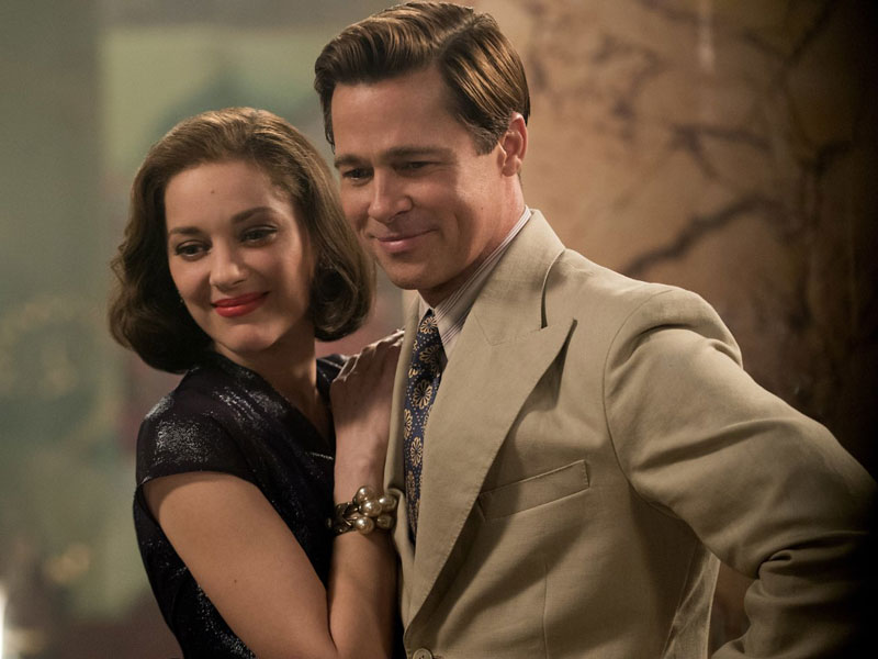 Allied – review