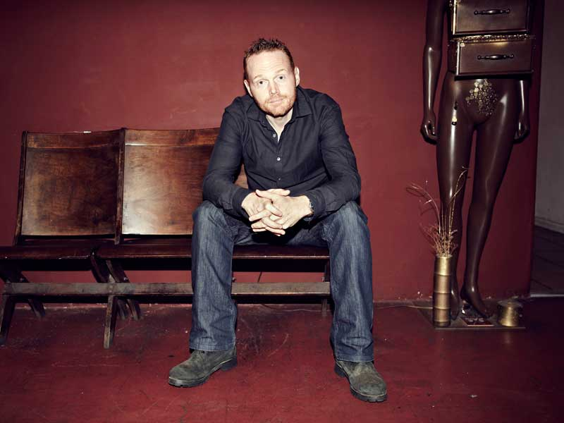 Interview: Bill Burr – F is for Family