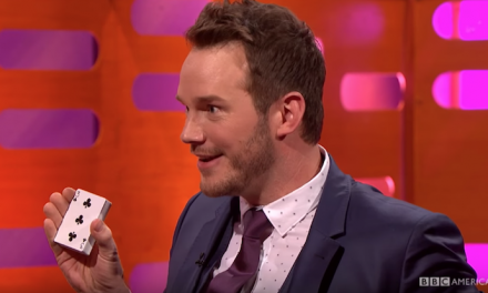 CLIP OF THE DAY: Chris Pratt is the most adorable magician on the planet