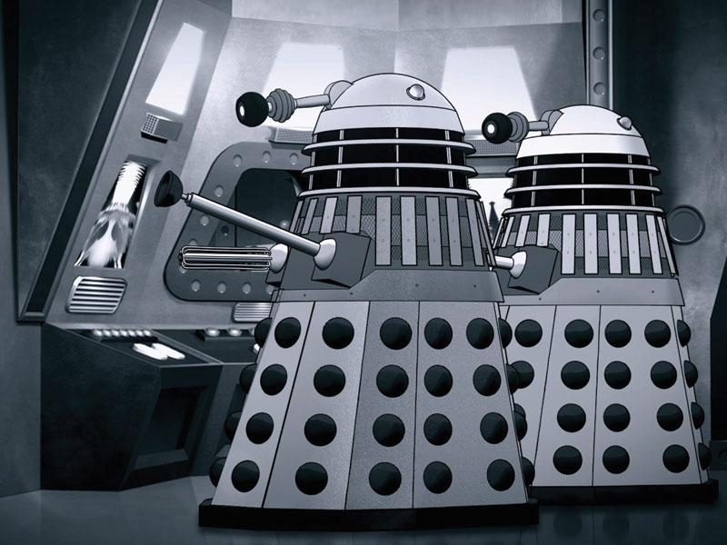 Reanimating the Daleks