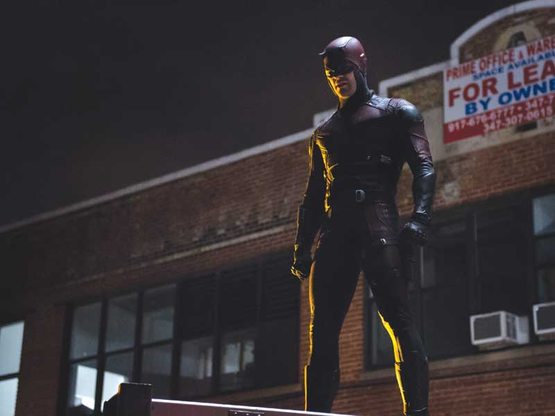 Review: Daredevil: Season 1