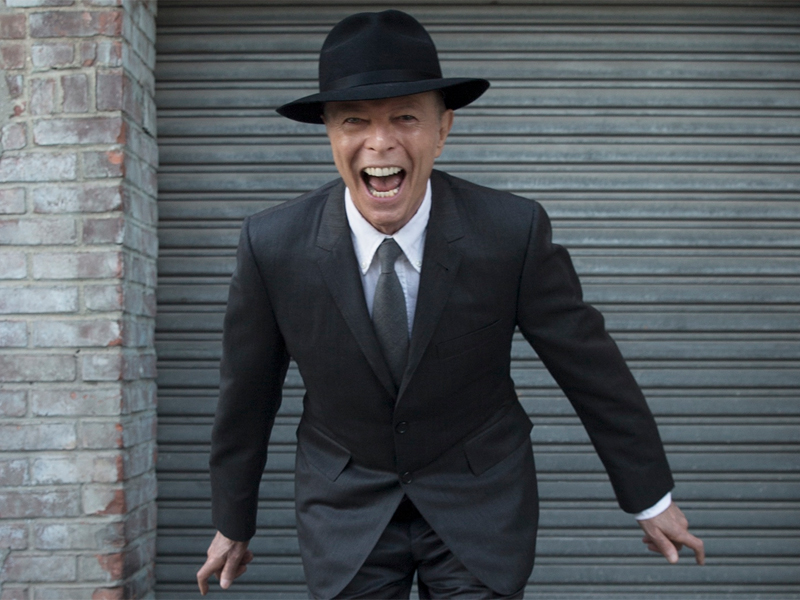 Review: David Bowie, 'Blackstar'