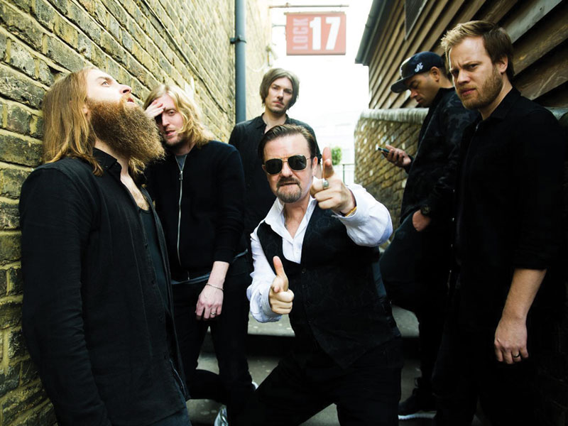 Interview: Ricky Gervais – David Brent: Life on the Road