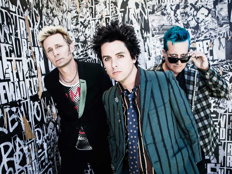 Green Day producing new documentary about Cali-punk