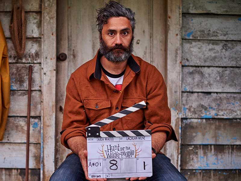 Taika Waititi talks Thor and Wilderpeople