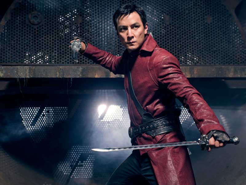 Review: Into the Badlands: Season 1