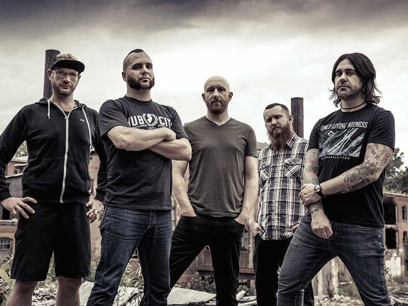 Engage with new Killswitch Engage doco