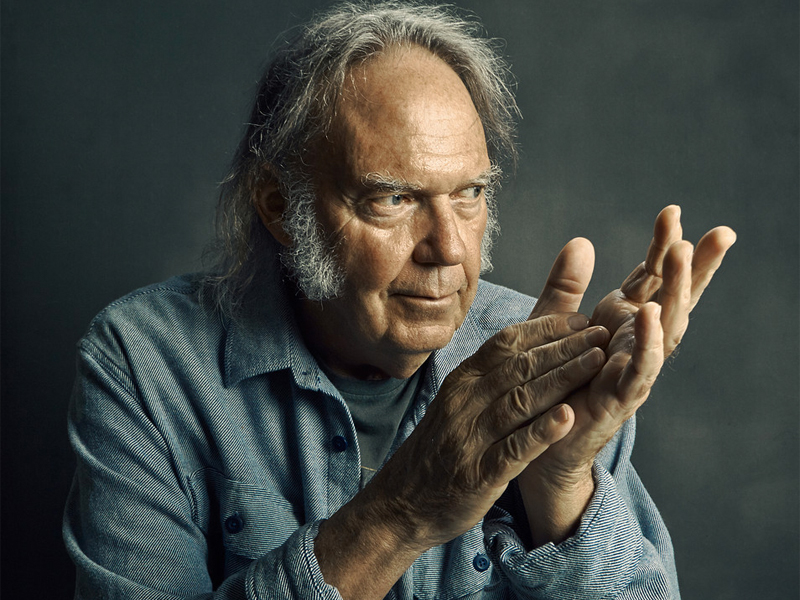 Review: Neil Young, 'Peace Trail'