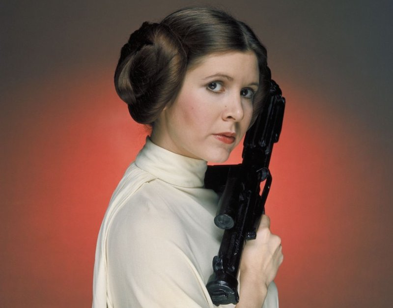 In memoriam – a brief look back at Carrie Fisher's iconic portrayal of Princess Leia