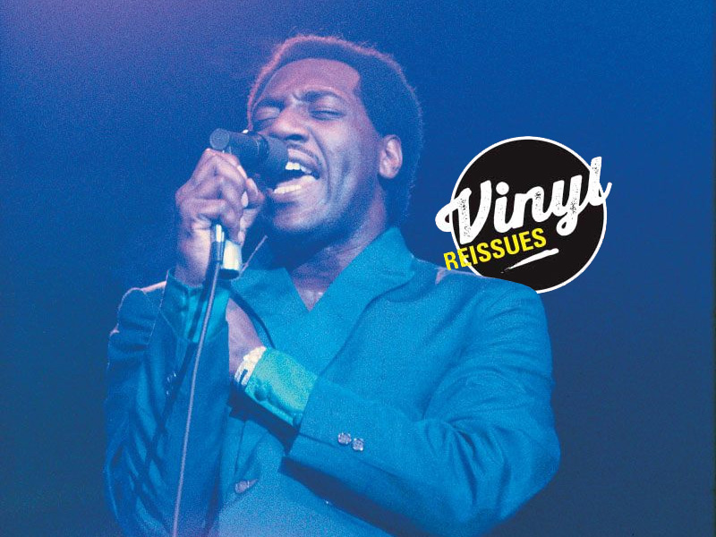 Vinyl Reissues: Otis Redding, 'Complete & Unbelievable: The Otis Redding Dictionary Of Soul' (50th Anniversary Edition)