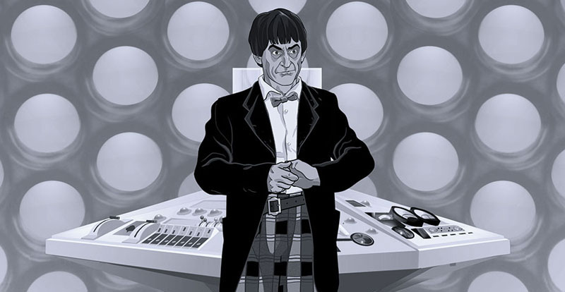 Doctor Who: The Power of the Daleks on DVD and Blu-ray December 14
