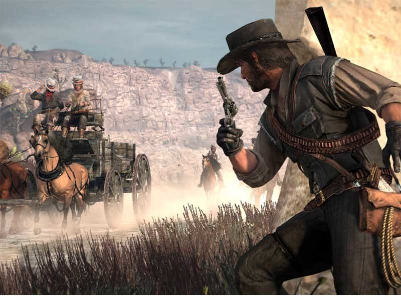 My Introduction to Red Dead Redemption