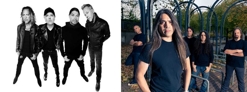 Simon Lukic Metallica Fates Warning