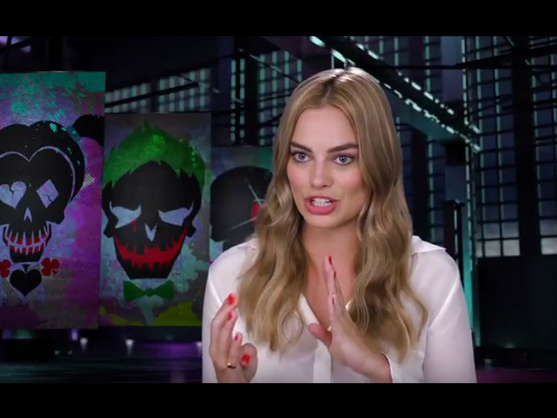 WATCH: Behind-the-scenes with Suicide Squad, exclusive to STACK
