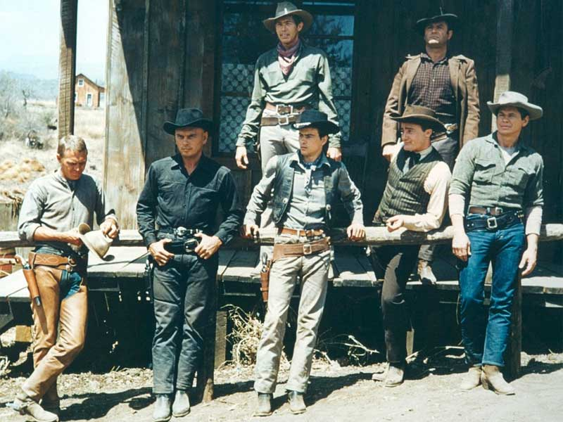 Seven Magnificent Westerns