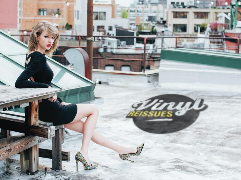 Vinyl Reissues: Taylor Swift