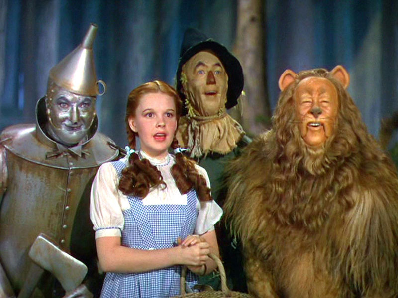 Hollywood Collectables: The Wizard of Oz