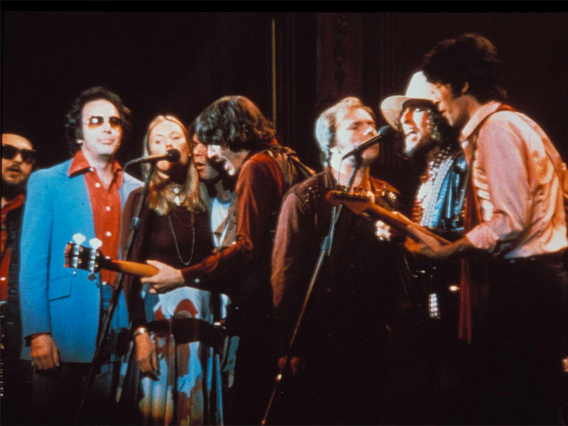 Review: The Band, 'The Last Waltz'